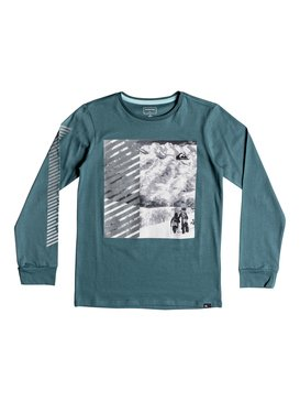 Under Water - Long Sleeve T-Shirt for Boys 8-16  EQBZT03792