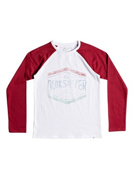 Sketchy Member - Long Sleeve T-Shirt for Boys 8-16  EQBZT03796