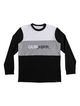 Opposite Attract - Long Sleeve T-Shirt for Boys 8-16  EQBZT03798