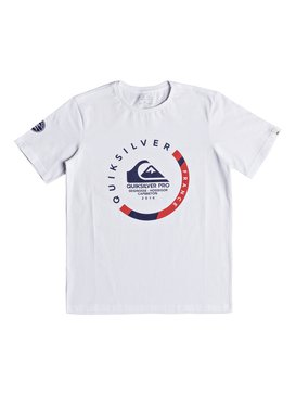 Quik Pro France 2018 - T-Shirt for Boys 8-16  EQBZT03824