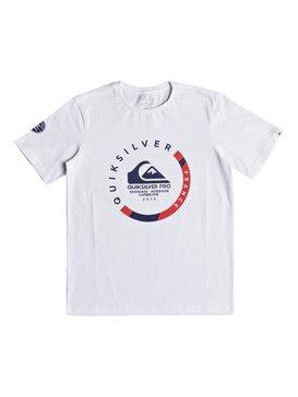 Quik Pro France 2018 - T-Shirt  EQBZT03824