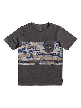 Feelin Fine - Pocket T-Shirt for Boys 8-16  EQBZT03917