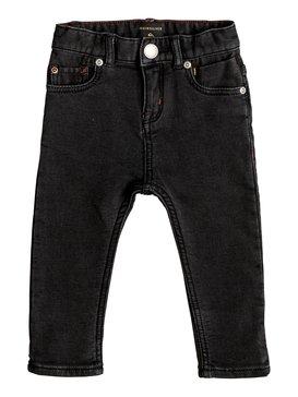 Distorsion Fleece Grey - Slim Fit Jeans  EQIDP03009