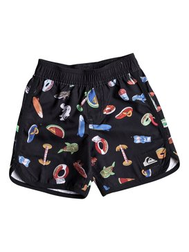 "Floater 10"" - Amphibian Board Shorts  EQIJV03001"