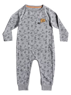 Allover Jersey Combi - Long Sleeve Onesie  EQIKT03001