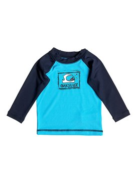 Bubble Dream - Long Sleeve Rash Vest  EQIWR03007