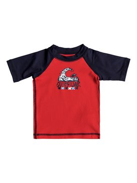 Bubble Dream - Short Sleeve UPF 50 Rash Vest for Baby Boys  EQIWR03014
