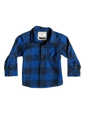 Motherfly Flannel - Long Sleeve Shirt  EQIWT03008