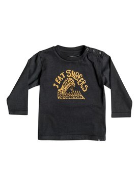 Carbon Eating - Long Sleeve T-Shirt  EQIZT03018