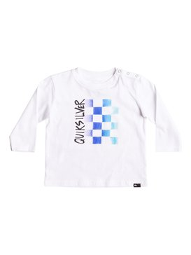 Double Check - Long Sleeve T-Shirt  EQIZT03029