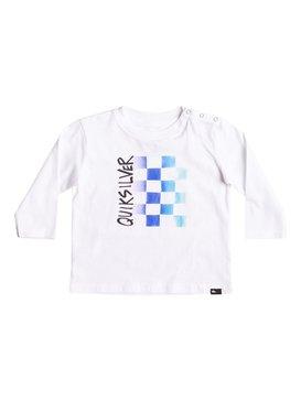 Double Check - Long Sleeve T-Shirt  EQIZT03029