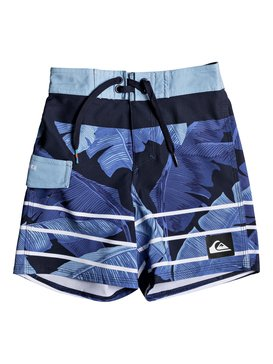 "Highline Island Time 12"" - Board Shorts for Boys 2-7  EQKBS03148"