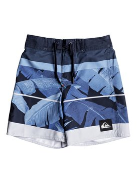 "Slab Island 12"" - Board Shorts for Boys 2-7  EQKBS03162"