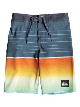 "Highline Slab 14"" - Board Shorts for Boys 2-7  EQKBS03200"