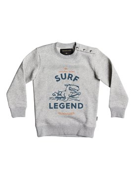 Ed Finhands - Sweatshirt for Boys 2-7  EQKFT03242