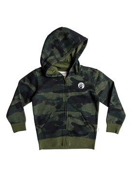 Toko Bear - Zip-Up Hooded  EQKFT03255