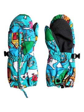 Mr Men Indie - Snowboard/Ski Mittens for Boys 2-7  EQKHN03003