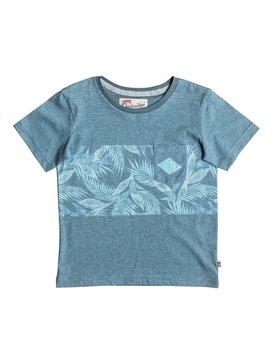 Faded Time - Pocket T-Shirt  EQKKT03094