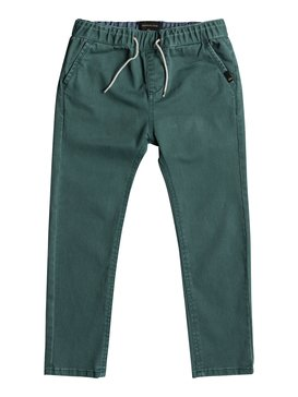 Krandy Elasticated - Slim Fit Trousers  EQKNP03043