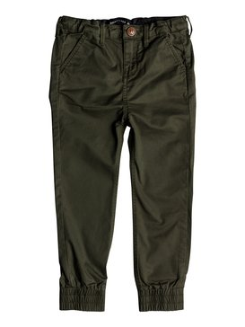Takamatsu - Slim Elasticated Trousers  EQKNP03047
