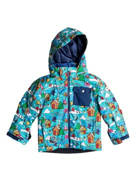 Mr Men Little Mission - Snow Jacket  EQKTJ03007