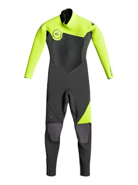 4/3mm Syncro Series - Back Zip GBS Wetsuit for Boys 2-7  EQKW103000