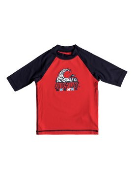 Bubble Dream - Short Sleeve UPF 50 Rash Vest  EQKWR03024