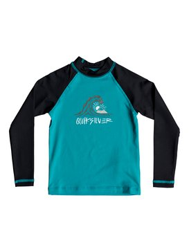Bubble Dream - Long Sleeve UPF 50 Rash Vest for Boys 2-7  EQKWR03034