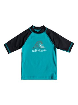 Bubble Dream - Short Sleeve UPF 50 Rash Vest for Boys 2-7  EQKWR03035