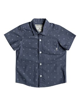 Kamanoa - Short Sleeve Shirt for Boys 2-7  EQKWT03129
