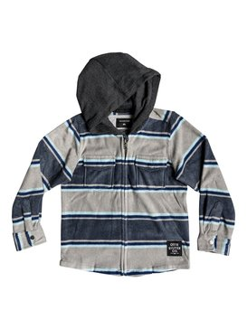 SURF DAYS HOOD ZIP BOY  EQKWT03151