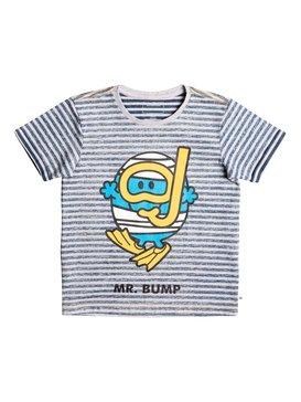 Mr Bump Classic - Super-Soft Short Sleeve T-Shirt for Boys 2-7  EQKZT03118