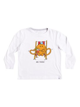 Mr Tickle - Super-Soft Long Sleeve T-Shirt  EQKZT03120