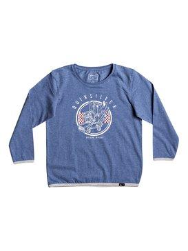 Classic Official Deal - Long Sleeve T-Shirt for Boys 2-7  EQKZT03126