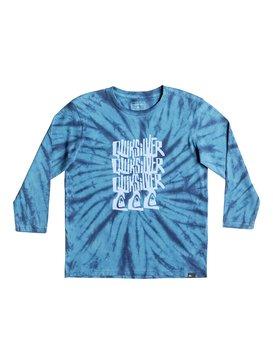 Tri Band - Long Sleeve T-Shirt  EQKZT03128
