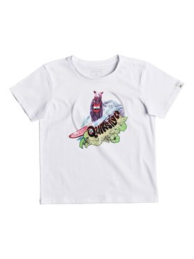Classic Log Bear - T-Shirt  EQKZT03190