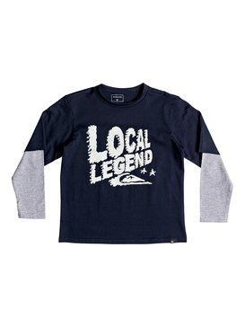 Legend - Long Sleeve T-Shirt for Boys 2-7  EQKZT03236