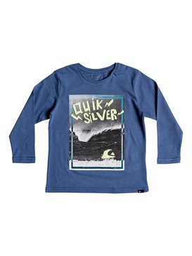 Electric - Long Sleeve T-Shirt for Boys 2-7  EQKZT03241