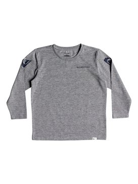 Double Stringer - Technical Long Sleeve T-Shirt for Boys 2-7  EQKZT03255