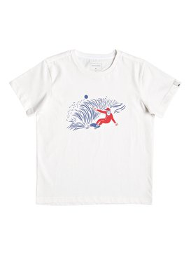 Snow Man Shred - T-Shirt for Boys 2-7  EQKZT03278