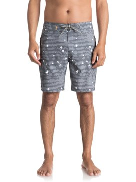 "Waterman Deep Sea 19"" - Board Shorts for Men  EQMBS03017"