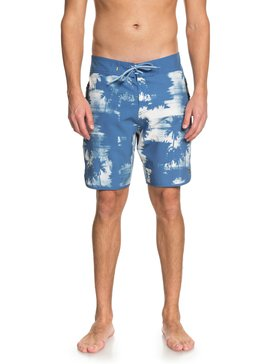 "Waterman Paokalani Scallop 19"" - Board Shorts for Men  EQMBS03029"
