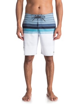 ADMIRAL STRIPE BOARDSHORT  EQMBS03033