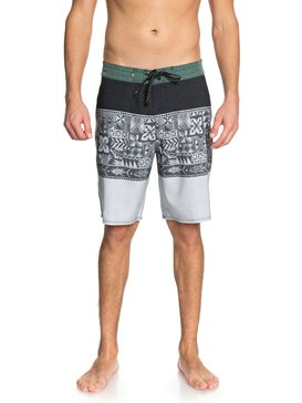 LIBERTY TRIBLOCK BEACHSHORT  EQMBS03038