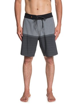 LIBERTY STRIPE BEACHSHORT 19  EQMBS03048