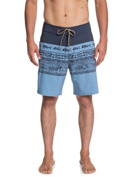 LIBERTY TRIBLOCK BOARDSHORT 19  EQMBS03049