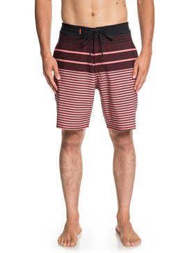 LIBERTY STRIPE BEACHSHORT 19  EQMBS03054