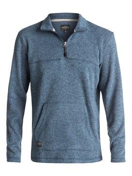 Waterman Mormont - 3/4 Zip Sweatshirt  EQMFT03003