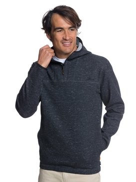 Waterman Trip Tech - Technical Half-Zip Hoodie for Men  EQMFT03022