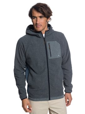 Waterman Bigger Boat - Zip Up Bonded Hoodie for Men  EQMFT03026